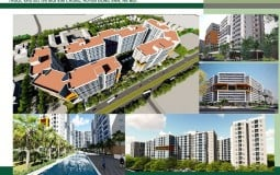 Bắt đầu tiếp nhận hồ sơ đăng ký mua nhà tại dự án khu đô thị mới Kim Chung