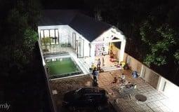 Ngôi nhà vườn rộng 147m² đẹp như resort của chàng trai 24 tuổi ở Tây Ninh