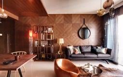 Cách sử dụng gỗ khéo léo giúp ngôi nhà của bạn thêm ấm cúng