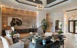 Cách trang trí nhà bằng các loại vật liệu tự nhiên
