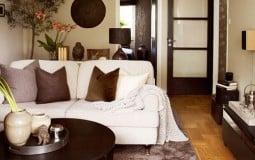 Cách trang trí tông màu ngọt ngào cho căn hộ nhỏ