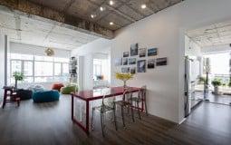 Làm sao để thiết kế tiện nghi mà tiết kiệm trong căn hộ gia đình trẻ
