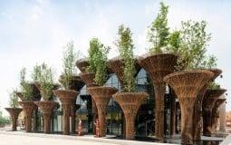 Ngôi nhà tại Italy do Việt Nam thiết kế dự triển lãm kiến trúc quốc tế Milan Expo