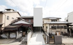 Khám phá kiến trúc tinh tế của nhà ống ở Nhật