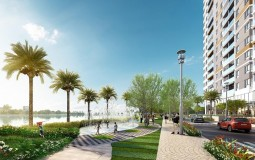Tuyệt tác căn hộ ven sông Quận 2 giá chỉ từ 2,6 tỷ/căn