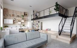 Người thu nhập thấp còn nhiều băn khoăn về căn hộ 25m2