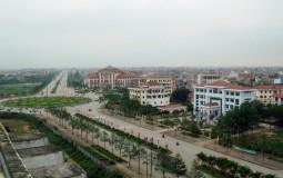Bắc Ninh trình Thủ tướng phê duyệt dự án khu đô thị 1.687ha