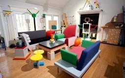 Sự lướt qua thời đại của phong cách thiết kế nội thất Postmodernism
