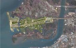 Bà Rịa - Vũng Tàu dự tính xây sân bay 250ha trên đảo Gò Găng