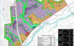 Bình Định: Duyệt quy hoạch KCN - đô thị Becamex A 1.425,4ha