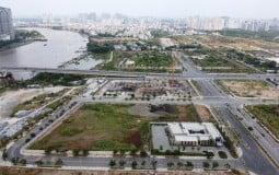 """""""Mục sở thị"""" tiến độ dự án hạng sang The River Thủ Thiêm"""