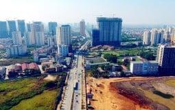 Hà Nội làm đường rộng hơn 21m giao với đường Tố Hữu