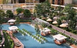 'Sống xanh, sống sang' trong tòa tháp Babylon tại dự án đầu tư 1,2 tỉ USD