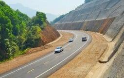 Thi công 11 gói thầu cao tốc Cam Lộ - La Sơn trong tháng 4