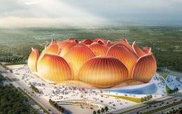 1,7 tỷ đô xây sân vận động lớn nhất thế giới tại Trung Quốc