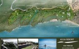 Dự án khu nghỉ dưỡng Allia Resort - Nhơn lý, Quy Nhơn
