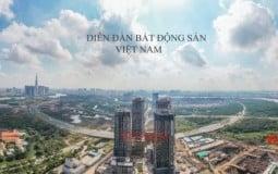 Hiện trạng tháng 5/2020 của siêu dự án tỷ USD – Empire City Thủ Thiêm