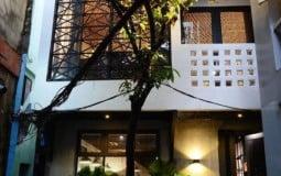 Mẫu nhà phố 2 tầng phong cách Bắc Âu đẹp lung linh đầy cá tính