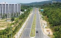 Ngắm nhìn con đường huyết mạch xuyên qua dự án Meyhomes Capital Phú Quốc