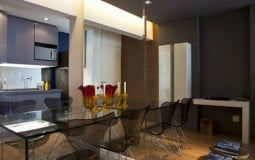 Tuyệt chiêu giúp phòng ăn nhỏ thoáng đẹp, tiện nghi hơn