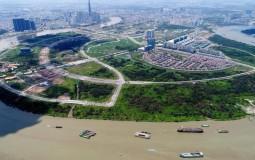 Đấu giá thêm 5.000m2 đất trong Khu đô thị Thủ Thiêm