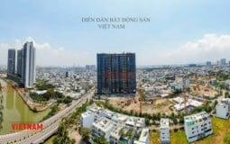 Tiến độ dự án Sunshine City Sài Gòn tại Phú Mỹ Hưng của tập đoàn Sunshine Group tháng 5/2020