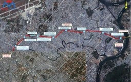 TP.HCM xúc tiến việc đầu tư tuyến metro số 5 gần 39.000 tỷ đồng