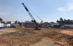 Cập nhật tiến độ thi công dự án Phúc Đạt Tower tại Bình Dương