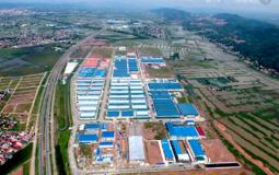 2 khu công nghiệp hơn 1.300ha tại Bắc Giang được Thủ tướng bổ sung vào quy hoạch tổng thể