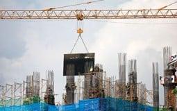 Doanh nghiệp bất động sản gặp áp lực dòng tiền