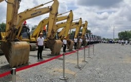Khởi công Cụm công nghiệp Hải Sơn hơn 200ha tại Long An