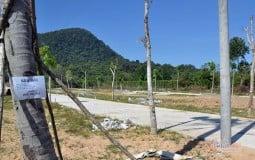 Lại 'siết' phân lô tách thửa, chuyển mục đích sử dụng đất ở Phú Quốc