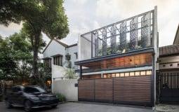 """Lumière House – """"Căn nhà Ánh sáng"""" có đến 5 khu vườn nhỏ xanh mát bao quanh, thỏa mãn mơ ước làm vườn của gia chủ"""