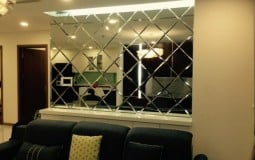 Xu hướng sử dụng gương ghép trang trí nội thất nhà ở
