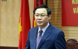 Bí thư Hà Nội Vương Đình Huệ muốn đường sắt Cát Linh - Hà Đông khai thác trước tháng 10