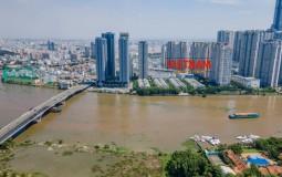 Cập nhật tiến độ tháng 6/2020 của dự án Sunwah Pearl Thủ Thiêm trước ngày bàn giao