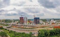 Tiến độ 3 dự án căn hộ bên tuyến metro số 1: Bcons Suối Tiên, Bcons Miền Đông và The EastGate