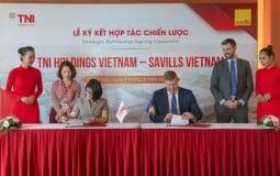 TNI Holdings Vietnam hợp tác chiến lược cùng Savills Vietnam