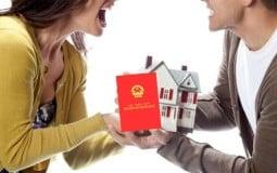 3 cách ghi tên trên sổ đỏ khi vợ chồng cùng mua nhà đất