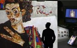 """Ẩn dụ của """"khoảng cách"""" trong không gian nghệ thuật đa màu tại VCCA"""