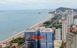 Cập nhật tiến độ dự án condotel Vung Tau Pearl tháng 7/2020