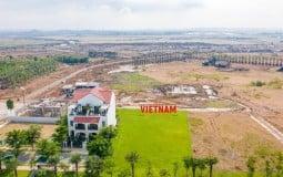 Cập nhật tiến độ xây dựng khu đô thị Aqua City tại Nhơn Trạch – Đồng Nai