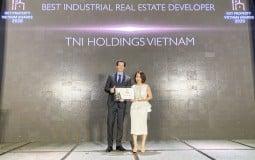 TNI Holdings Việt Nam được vinh danh là nhà phát triển bất động sản công nghiệp tốt nhất Việt Nam năm 2020