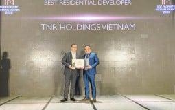 TNR Holdings Vietnam nhận giải thưởng 'Nhà phát triển bất động sản nhà ở tốt nhất Việt Nam năm 2020'