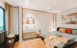 Bật mí cách cải tạo nhà 3 tầng thành 3 căn hộ mini tại trung tâm Hà Nội