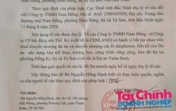CenLand bị tố trốn thuế tại dự án Vườn Sen Bắc Ninh