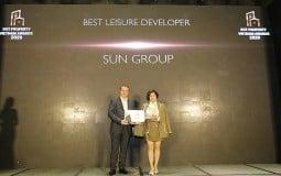 """Dot Property vinh danh Sun Group là """"Nhà phát triển công trình vui chơi giải trí tốt nhất Việt Nam 2020"""""""