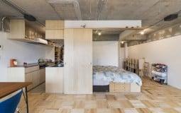 Tổng hợp 26 mẫu thiết kế nhà, căn hộ nhỏ dưới 50m2, xứng đáng để các gia chủ Việt tham khảo (Phần cuối)