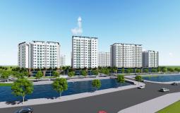 Phát triển tổ hợp nhà ở xã hội Golden City tại Tây Ninh