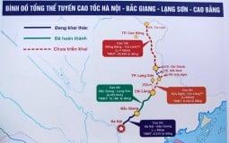 Đầu tư tuyến cao tốc Lạng Sơn - Cao Bằng 21.000 tỷ đồng